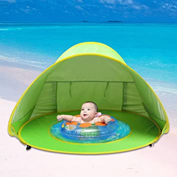 Baby Shade Tent Collapsible Beach Canopy Durable  sc 1 st  Best Tent 2018 & Baby Shade Tent For Beach - Best Tent 2018