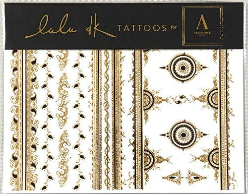 AK Jewelry Flash Tattoo by Ash Kumar