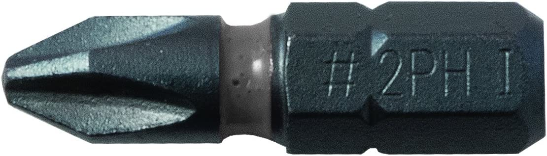 T4560 PZ1 Ck Tools impact tournevis Bit 25 mm Pz1