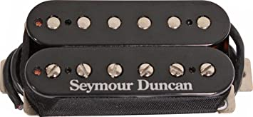Amazon.com: Seymour Duncan SH-11 Custom Custom Humbucker Pickup ...