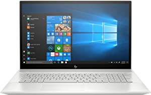 HP Envy 17t Touch Quad Core (8th Gen. Intel i7-8550U, 16GB DDR4, 256GB NVMe SSD, NVIDIA GeForce 4GB GDDR5, 17.3