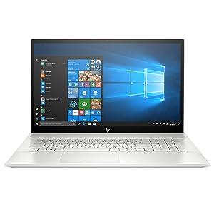 "HP Envy 17t Touch Quad Core (8th Gen. Intel i7-8550U, 16GB DDR4, 256GB NVMe SSD, NVIDIA GeForce 4GB GDDR5, 17.3"" FHD IPS WLED, DVD Writer, Bluetooth, Windows 10) - Bang & Olufsen Power PC"