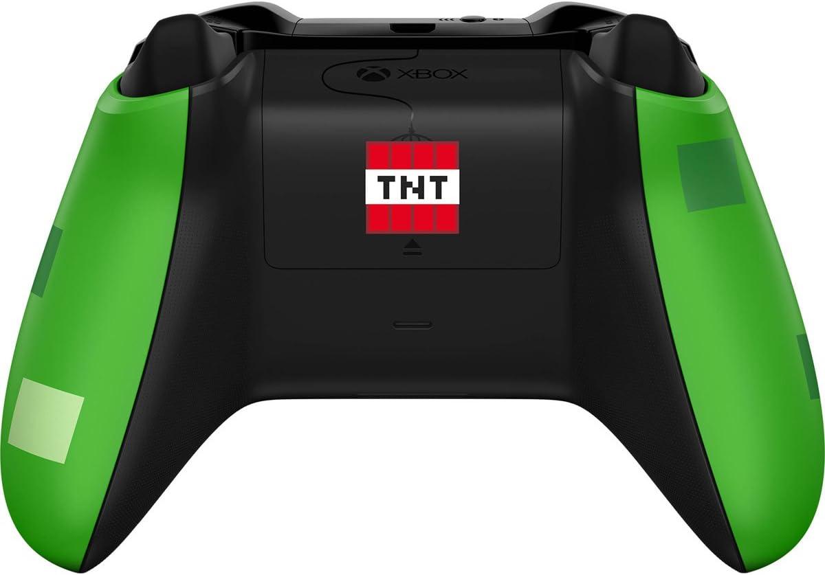 Amazoncom Microsoft Xbox Wireless Controller Minecraft