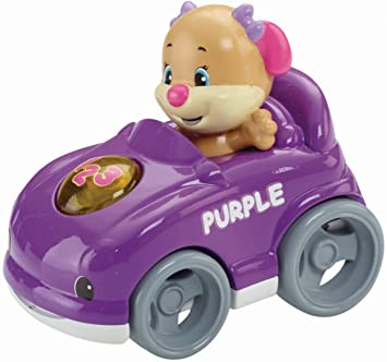 Fisher-Price Laugh & Learn Smart Speedsters, Sis