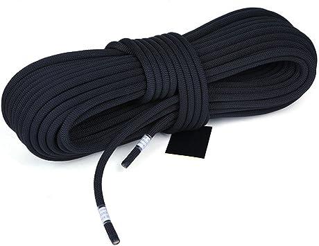 dometool Reino Unido escalada auxiliar cuerda estática cuerda seguridad rescate cuerda Diámetro 10 mm