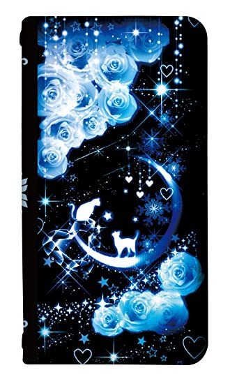 c72de22c9b Amazon | スマホケース 手帳型 アイフォンse 手帳型ケース 8259-D. 猫と ...
