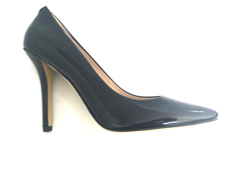 Escisión Mujer Tacón 10 5 Leather 5 Guess Plasmia Zapatos Black BvnxOcFq
