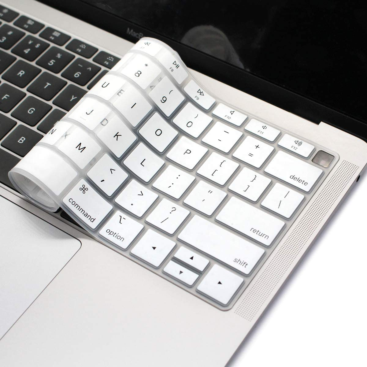 Silicone Keyboard Cover for 13.3