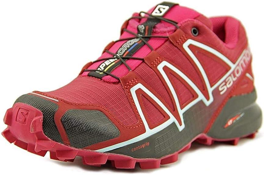 SALOMON Speedcross 4 W, Zapatillas de Trail Running para Mujer ...