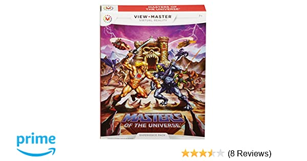 Amazon com: Mattel Games View-Master Masters of The Universe