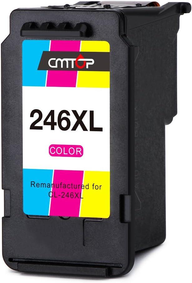 Amazon.com: cmtop 245 x l 246 x l cartuchos de tinta ...