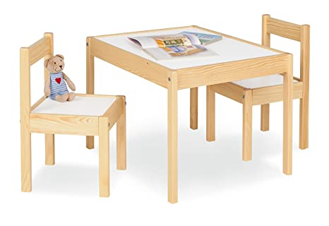 Pinolino Olaf - Juego de mesa y 2 sillas infantiles (parcialmente ...