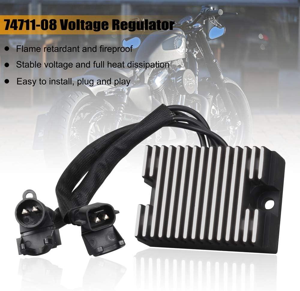 Electrical & Batteries LKV 74711-08 Voltage Regulator Rectifier ...