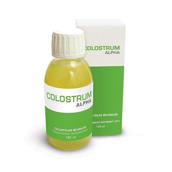 GENOSCOPIO - Calostro Bovinum ALFA - 125 ml. Forma liquida ...