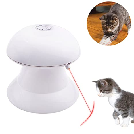 Automatic Laser Cat Toy Wow Blog
