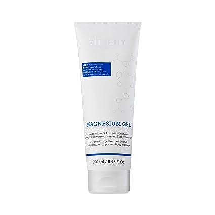 Original ZECH piedra magnesio Gel – Cloruro de magnesio – dermatológicamente probada clínicamente (250 ml