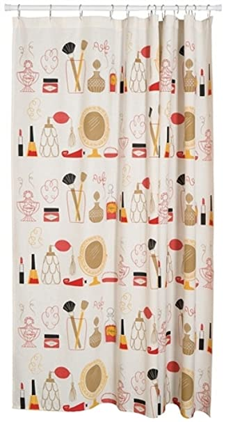 Image Unavailable Not Available For Color Danica Studio Powder Room Shower Curtain