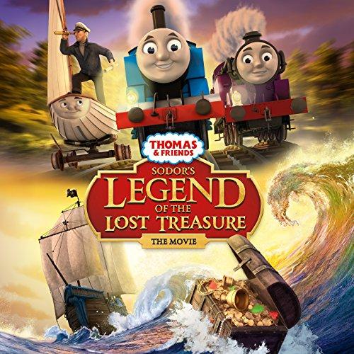 ... Sodors Legend of the Lost Treasure