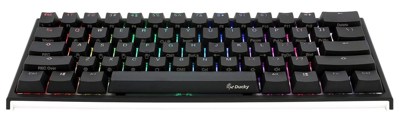 schwarz DKON1861ST-ADEPDAZT1 MX-Black Ducky Ducky ONE 2 Mini Gaming Tastatur RGB-LED