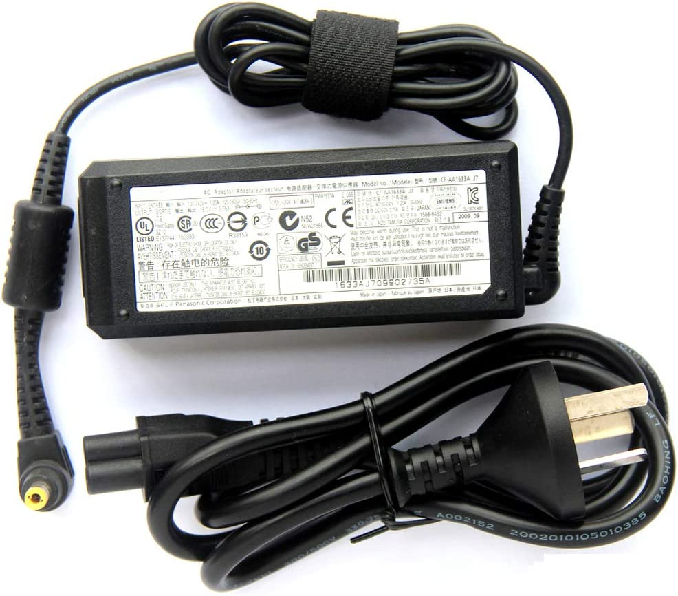 New Genuine for Panasonic AC Adapter Charger 16V 3.75A CF-AA6373AM CF-S9 CF-H1 CF-19