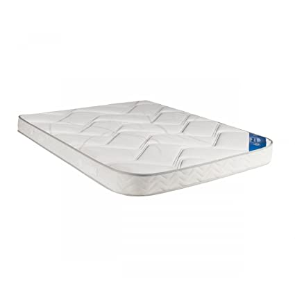 Matelas Ressorts Ensaches Demi Corbeille Someo Tamise Luxe 140x190