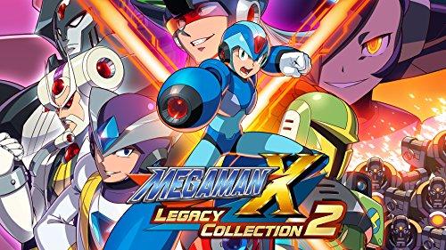 Mega Man X Legacy Collection 2   Nintendo Switch  Digital Code