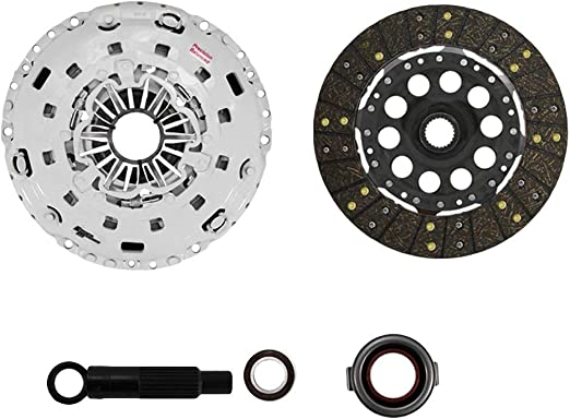 Clutch Masters 08040-HD0F-D Single Disc Clutch Kit with Heavy Duty Pressure Plate Acura TL 2007-2008 .