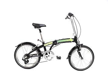 50.8 cm pulgadas ruedas bicicleta plegable plegable Alu Bike Shimano 7 velocidades de camping con los
