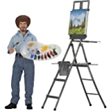 NECA Bob Ross 8 Inch Clothed Action Figure