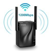 Deals on WiFi Range Extender WiFi Range Extender 1200Mbps WiFi Repeater