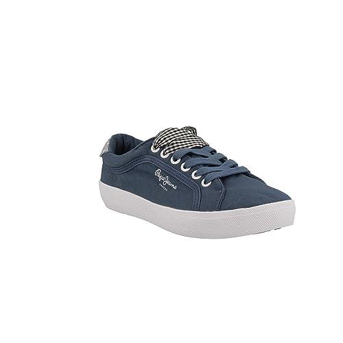TURNSCHUHS Pepe Jeans PLS30634 585MARINE 36 Blue