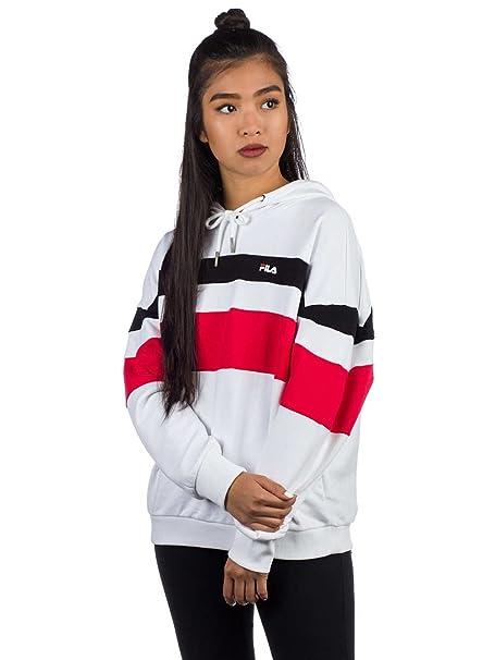 Fila Adina W Sudadera con Capucha Red/White/Black