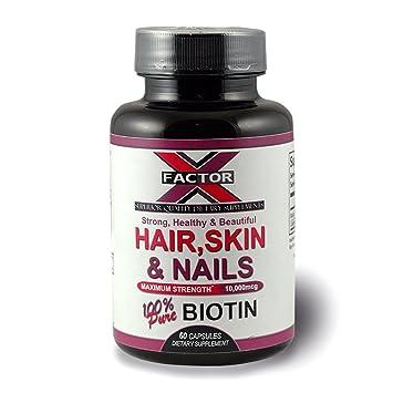 Amazon Com Biotin Dietary Supplement Capsule The Best