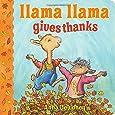 Llama Llama Gives Thanks (Llama Llama Board Books)