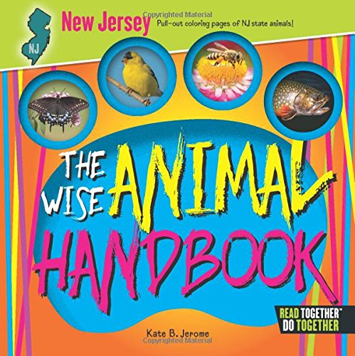 Download Wise Animal Handbook New Jersey, The (Arcadia Kids) ebook