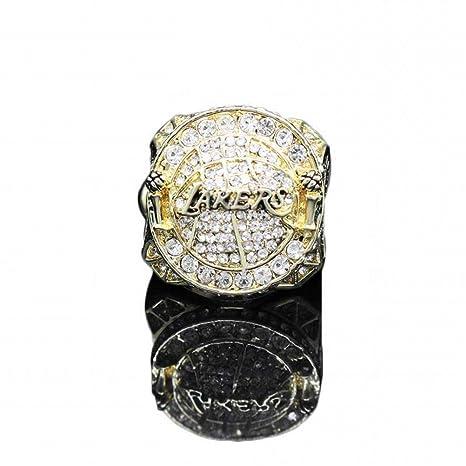 Golden/_flower Sport Fans Collection Champion Ringe Fans M/änner Memorial Ringe High-End-Kollektionen Fans Legierung Ringe Herren Accessoires Vintage-Zubeh/ör