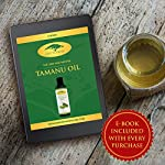 Pure Tamanu Oil Organic Unrefined and Cold Pressed Nut Oil - Natural Relief for Dry Scaly Hair, Skin, Nail And Face - Best Blister, Eczema, Sore, Acne Scaring And Psoriasis Treatment (4 oz)