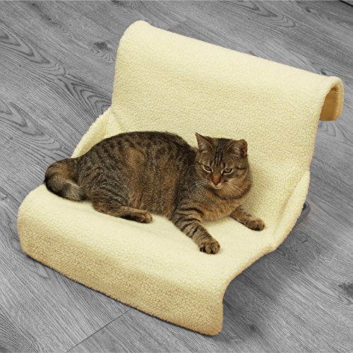 Amazon.com : Natural Cat Scratchers 2 In 1 Cat Bed : Pet Beds : Pet Supplies