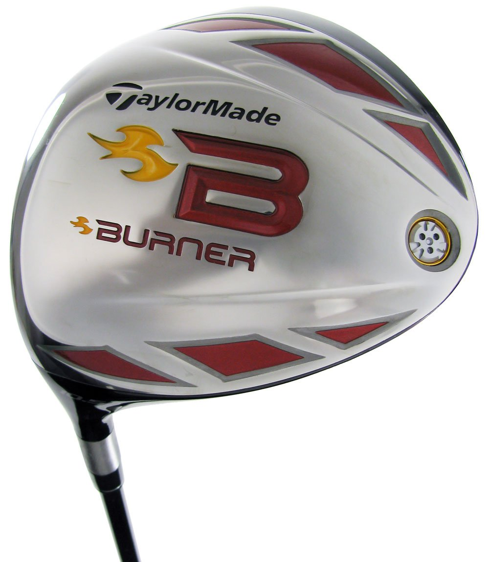 TaylorMade Burner 09 Driver LH/10.5°/Graphit/Regular: Amazon ...