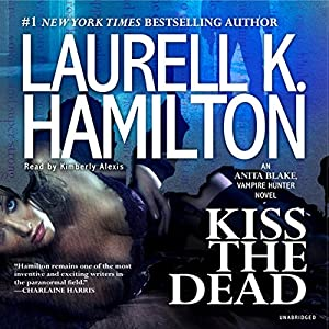 Kiss the Dead Audiobook