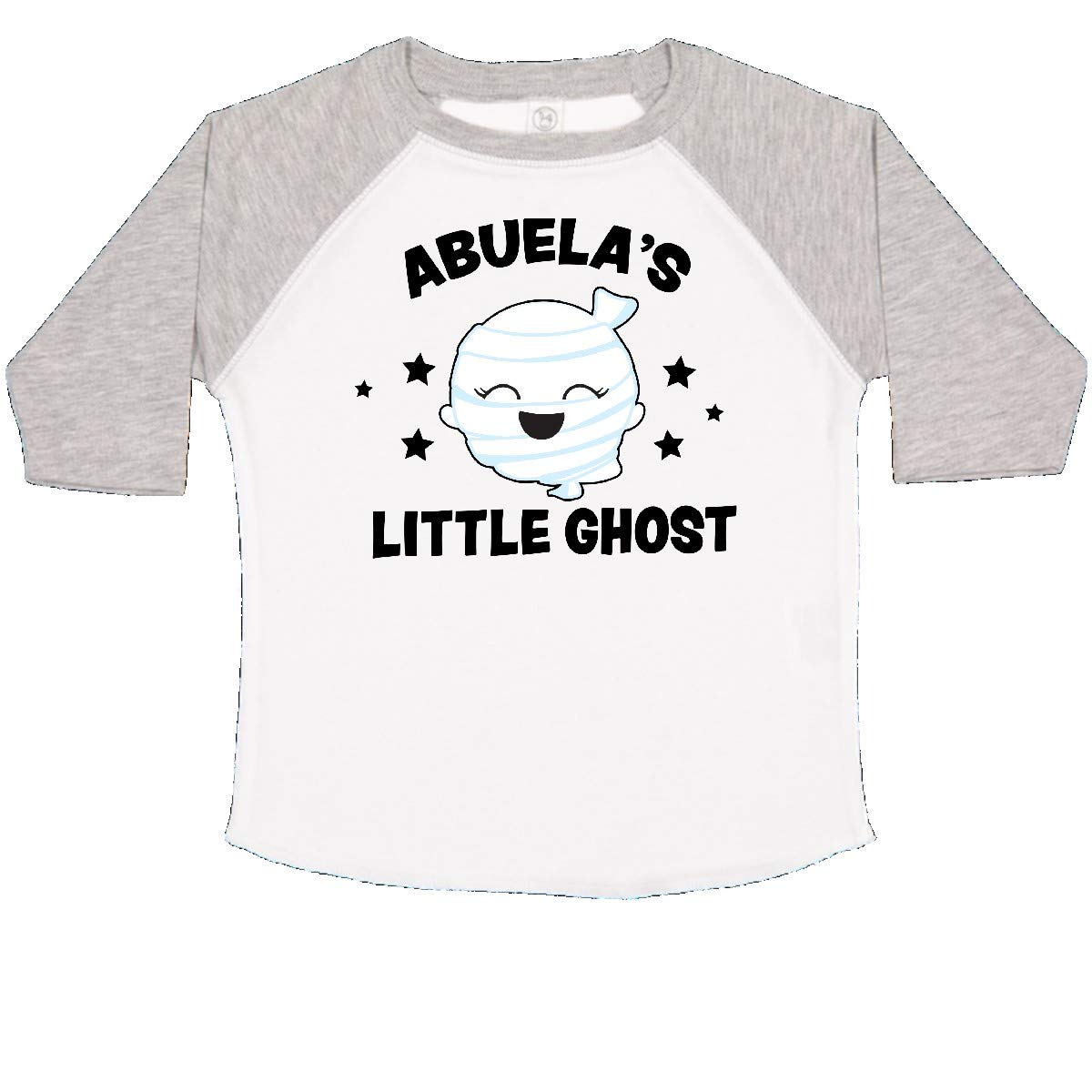 inktastic Cute Abuelas Little Ghost with Stars Toddler T-Shirt