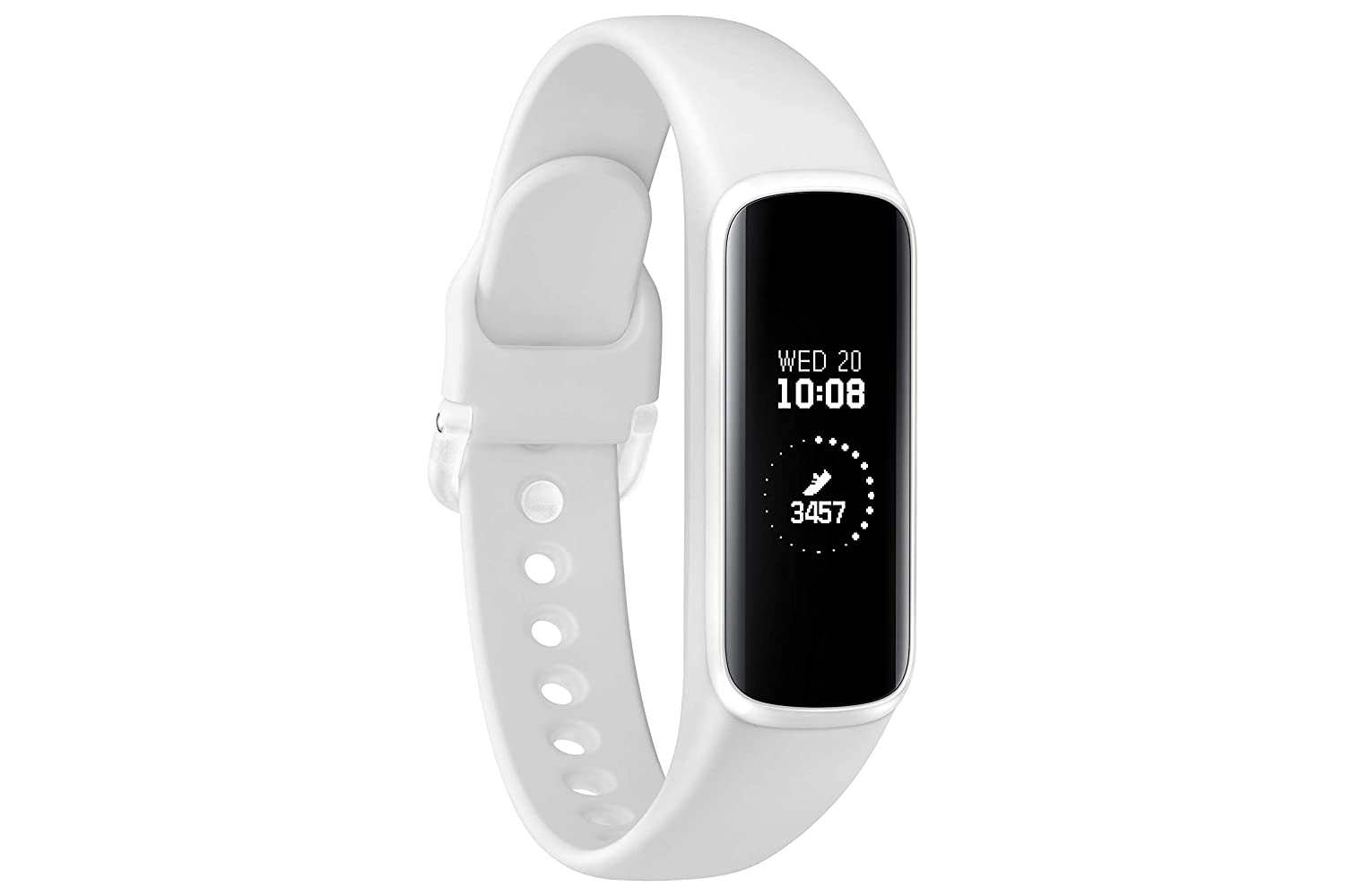 Samsung Galaxy Fit e - Smartwatch, color Blanco: Amazon.es ...