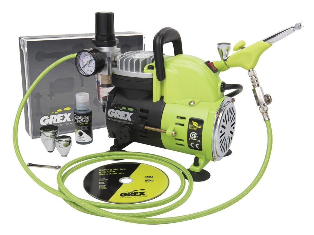 Grex GCK05 Genesis.XGi3 Airbrush Combo Kit