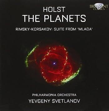 ホルスト:惑星