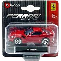 Bburago 56015R Ferrari F12 TDF 2016 - Maqueta