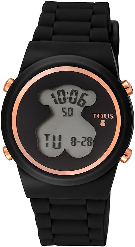 Tous Reloj D-Bear Fresh de policarbonato Diámetro: 37,5 mm .Ref 700350315