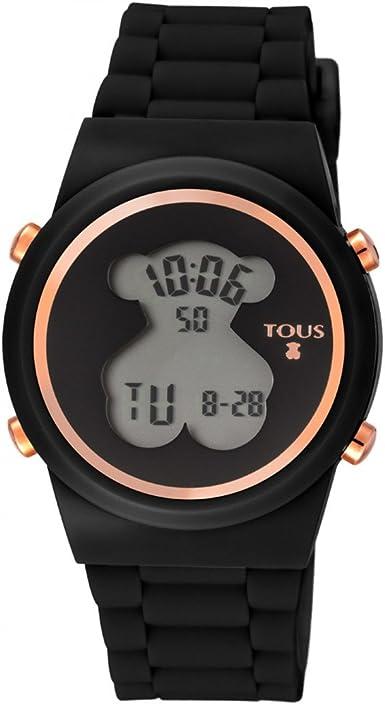 Tous Reloj D-Bear Fresh de policarbonato Diámetro: 37,5 mm  700350315
