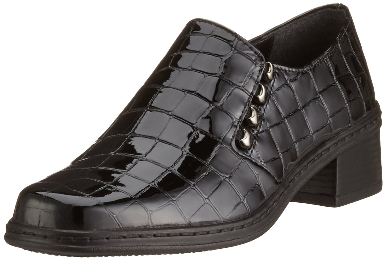 Gabor Shoes Gabor Sport, Mocasines para Mujer 42 EU Negro (97 Schwarz)