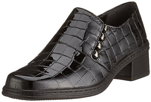 Gabor Shoes Gabor Sport, Mocasines para Mujer, Negro (97 Schwarz), 38.5 EU: Amazon.es: Zapatos y complementos