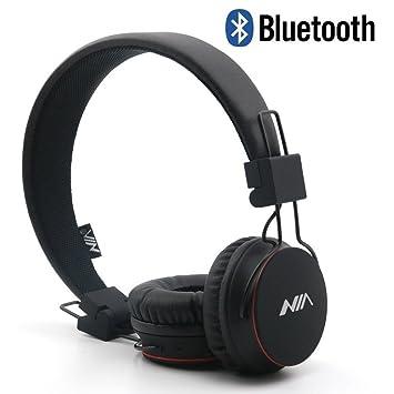 Amazon.com: GranVela x2 Over-Ear Auriculares Bluetooth ...